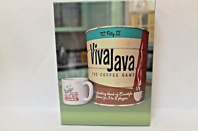 Greater Than Games Viva Java The Coffee Game](Greater Than Games)