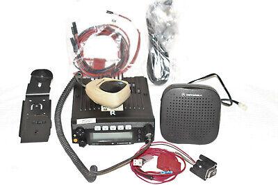 Motorola Xtl 2500 700800 Mhz P25 Smartzone Digital Mobile Radio M21urm9pw2an