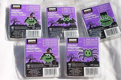 Spider Crafts For Halloween (Crafts for Kids Fused Bead Kit Halloween  Witch's, Spider, Bat, and Monster)