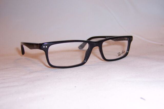 ban eyeglasses rb 5277 2000 black 52mm ebay