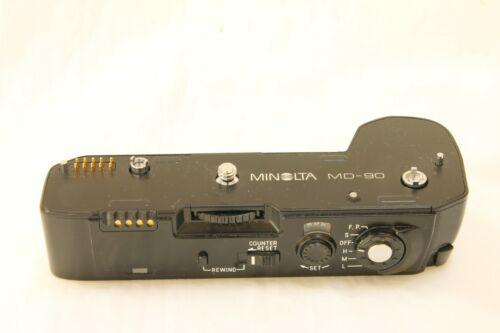 Minolta MD-90 motor drive.  from USA