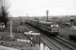 British Rail D5800 Wellingborough London Road Rail Photo