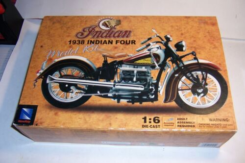 1;6 Die cast Indian 1938 Indian Four