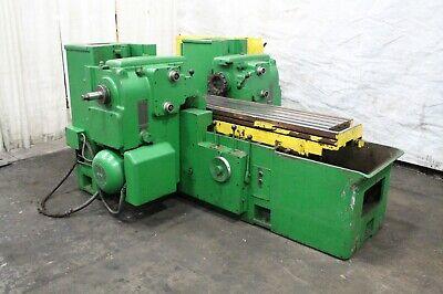 Cincinnati Twin Spindle Horizontal Duplex Production Mill Yoder 62849