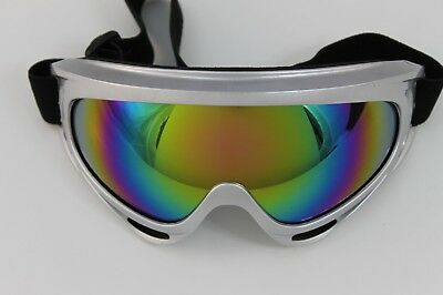 как выглядит Снегоступы C526Silver Youth / Adults UV glasses goggles Protection for hunting ski snowshoe фото
