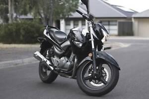 Suzuki Inazuma 250 (GW250) 2013 St Marys Mitcham Area Preview
