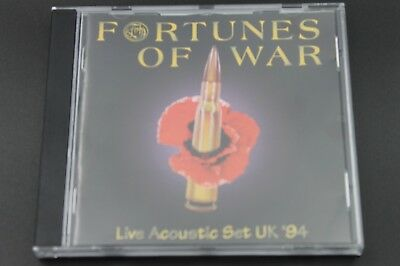 Fish – Fortunes Of War (1998) (CD) (Dick Bros. Record Co. – - Fortune Fish Company