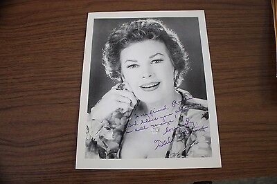 GALE STORM  Autographed HAND SIGNED Photo Movie Picture B&W