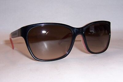 NEW EMPORIO ARMANI SUNGLASSES EA 4004 504613 BLACK/BROWN AUTHENTIC