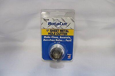 1 Rotacut Sheet Metal Cutter 11000 Series Hougen Part Number 11148