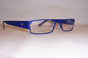 NEW-Emporio-Armani-EYEGLASSES-EA-9730-ARN-BLUE-54mm-RX-AUTHENTIC