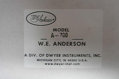 Dwyer A-700 Power Supply A700