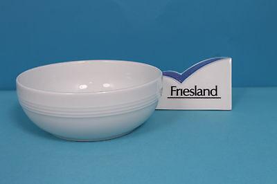 """Friesland Jeverland """"Weiß-5900"""" Müslischale 14 cm NEU"""