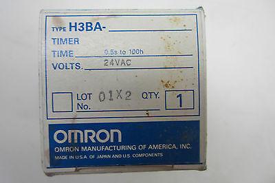 Omron H3ba Timer