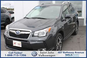 2016 Subaru Forester 2.0XT Limited Package w/Technology Pkg Opti