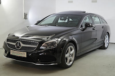mercedes benz cls 400 shooting brake gebrauchtwagen mercedes benz jahreswagen. Black Bedroom Furniture Sets. Home Design Ideas