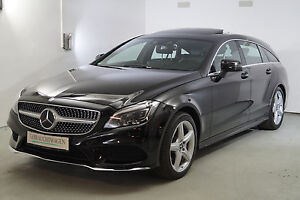 Mercedes-Benz CLS 400 Shooting Brake 4Matic AMG-STYLING 360°