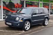 Jeep Patriot 2.0 Limited *Navi*Leder*20 Zoll*AHK*TOP*