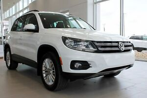 2016 Volkswagen Tiguan Special Edition AWD, Bluetooth, Backup...