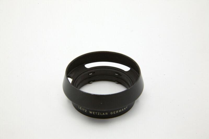 Leitz/Leica Wetzlar Lens Hood 12585 for E39 Lenses (Summicron, Summaron, etc.)