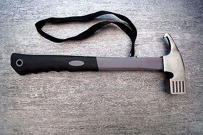 Zelthammer 450 gr. Campinghammer Heringzieher Heringshammer Zelt Camping Hammer