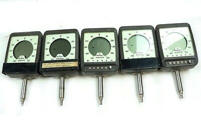 Mahr Federal Maxum Dei-13112-d Digital Electronic Indicator .001 Grad