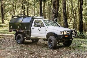1997 Toyota Hilux LN167R 4WD Tecoma Yarra Ranges Preview