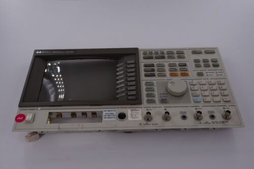 Agilent 089410a Front Panel Assembly