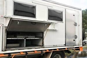 Campervans and Motorhomes