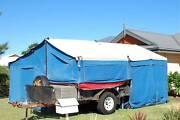 Camper trailer for hire Halls Head Mandurah Area Preview