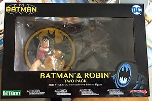 Batman and Robin Kotobuyika Artfx Statue