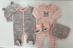 Jessica Simpson Baby clothes (never worn / wore once)