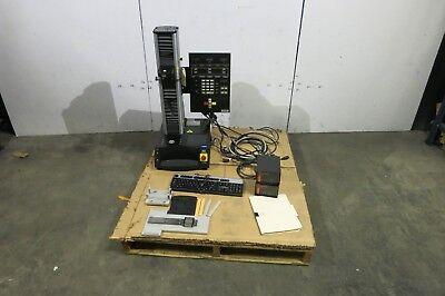 2002 Instron Model 442 Compression Tensile Tester