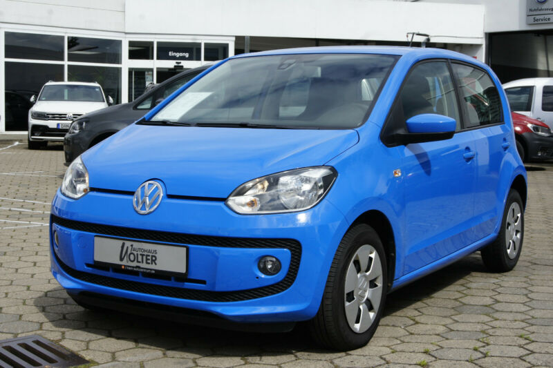 Volkswagen up! 1.0 move up! KLIMA SITZHZ PDC TEMP AUX