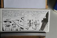 Piccolo Ranger - Tavola Originale Disegnata Da Francesco Gamba - 11 -  - ebay.it