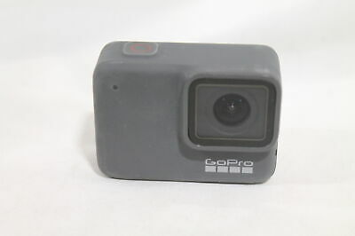 GoPro HERO 7 Silver 4K Video 10MP Rugged Waterproof for Adventure Touch Screen