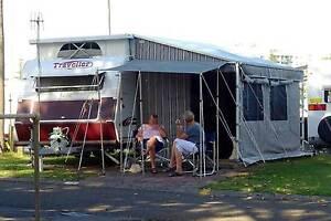2002 Traveller Storm PopTop Caravan Cessnock Cessnock Area Preview