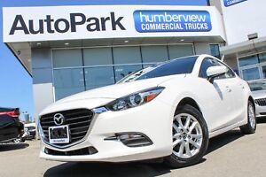 2017 Mazda Mazda3 GS REARCAM-HEATEDSEATS-SUNROOF