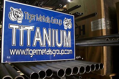 Grade 9 Titanium Tube 2 Od 0.070 Wall  26.875 Length 204 As