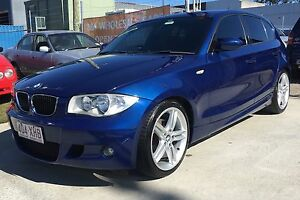 M SPORT - BMW 120i - AUTO - LE MANS BLUE - DEC REGO - RWC Eagle Farm Brisbane North East Preview