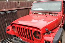 Jeep Wrangler parts Safety Bay Rockingham Area Preview