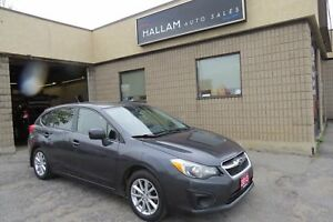 2013 Subaru Impreza 2.0i Touring Package All Wheel Drive, Blu...