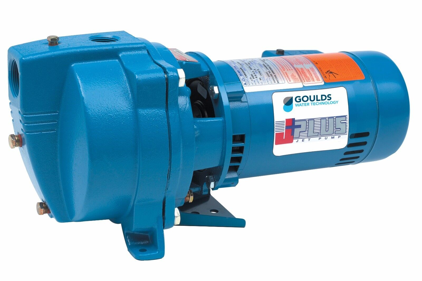 Goulds-J7S Single Nose Shallow Well Goulds-Jet Pump 3/4HP, 1