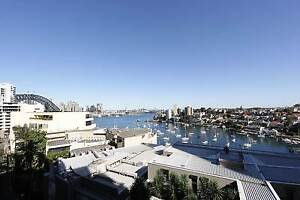 Excellent apartment with great Lavender Bay Views close to train Milsons Point North Sydney Area Preview