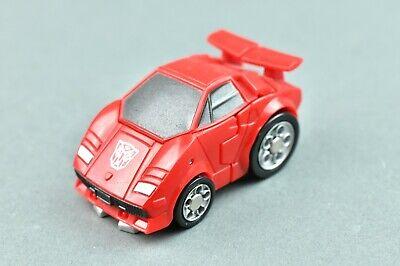 Transformers Choro Q Sideswipe Lambor Complete Takara QT-05