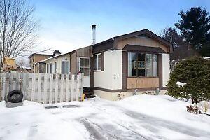 Maison mobile - à vendre - Blainville - 9362425