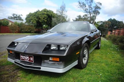 1983 Chevrolet Camaro Coupe Yarra Ranges Preview