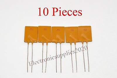 10 Pieces Rgef1000 10a 16v Pptc Poly Switch Resettable Fuse Usa Seller