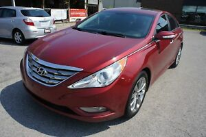 2011 Hyundai Sonata LIMITED NAVI  |  SUNROOF  |  LEATHER SEAT  |