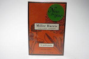 Miller-Harris-le-petit-grain-Eau-de-Parfum-50-ml-NEU-EdP-1-7-fl-oz
